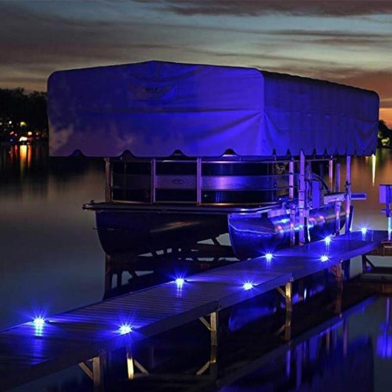 Aluminum LED Solar Road Nail Lamp 2pcs Driveway Garden Lane Outdoor Spike Lights Good Transmittance And Uniform Lighting