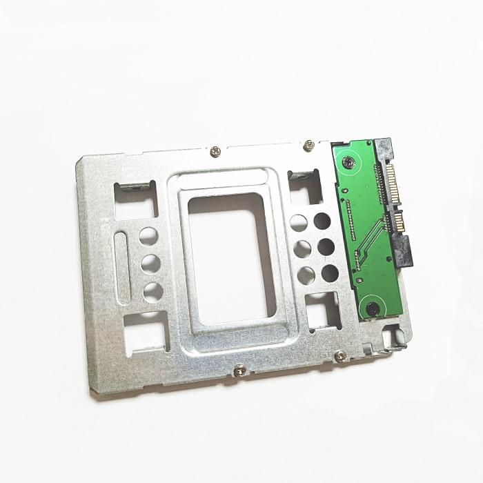 HP原装 2.5寸SSD转3.5寸固态硬盘支架654540-001 GEN8N54L转接架 (1)