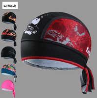 CHEJI велосипедная бандана, быстросохнущий, для спорта на открытом воздухе, велосипедный головной платок, пиратский шарф, капюшон, MTB, гоночная...