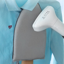 Ironing-Pad-Sleeve Garment-Steamer Hand-Held Mini Portable Heat-Resistant-Glove