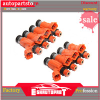 8 x 68V 8A360 00 00 CDH 210 CDH210 Fuel Injector For Yamaha F115 HP Outboard For Mitsubishi Eclipse Galant for Suzuki Vitara