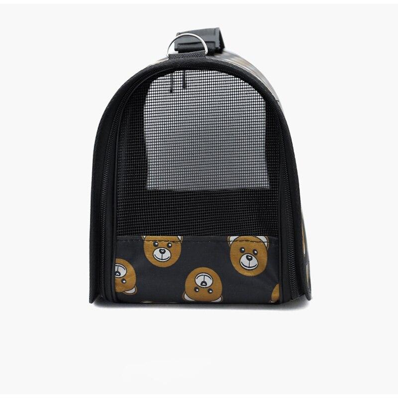 1Pc Cool Foldable Pet Carrier Shoulder Bag