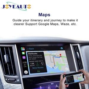 Image 4 - Joyeauto ไร้สาย Apple CarPlay สำหรับ Infiniti 8 นิ้ว 2015 2019 Q50 Q60 Q50L QX50 Android Auto Car Play วิดีโอ อินเทอร์เฟซ