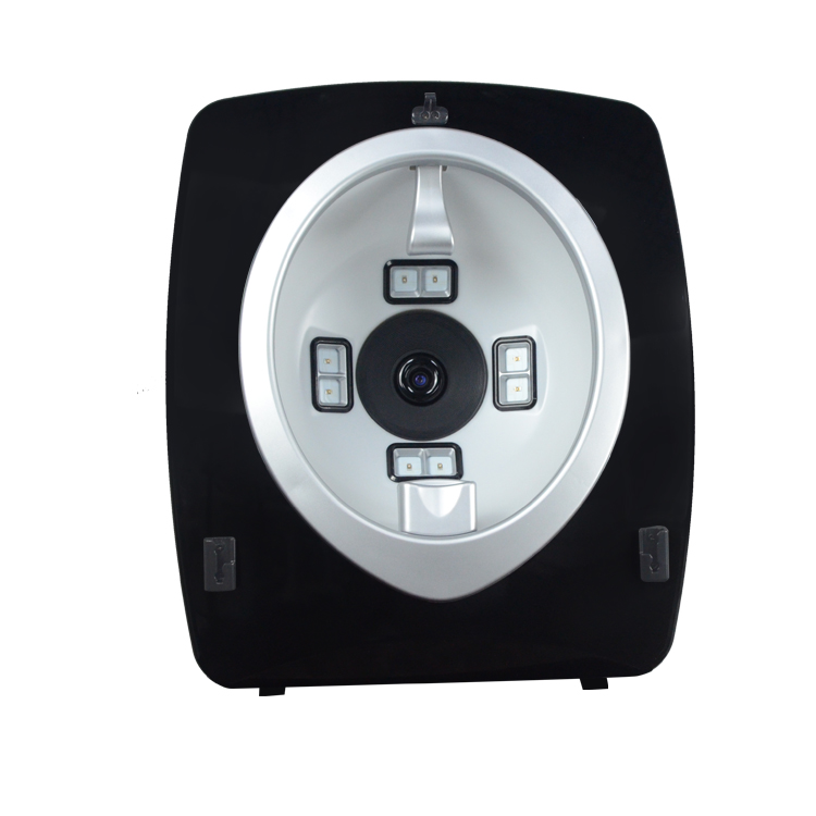 2020 Professional Magic Mirror Skin Analyzer Facial Skin Analysis Machine  Portable Magic Mirror 3D Face Skin Analyzer Machine