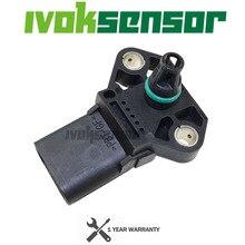 2.5 Bar Turbo 0 281 002 399 harita manifoldu basınç sensörü 038906051B VW Lupo GOLF IV PASSAT B5 POLO 1.4 1.6 1.9 2.0 2.5 TDI