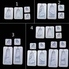 Новая силиконовая форма пигмент профессиональное Краски трубки