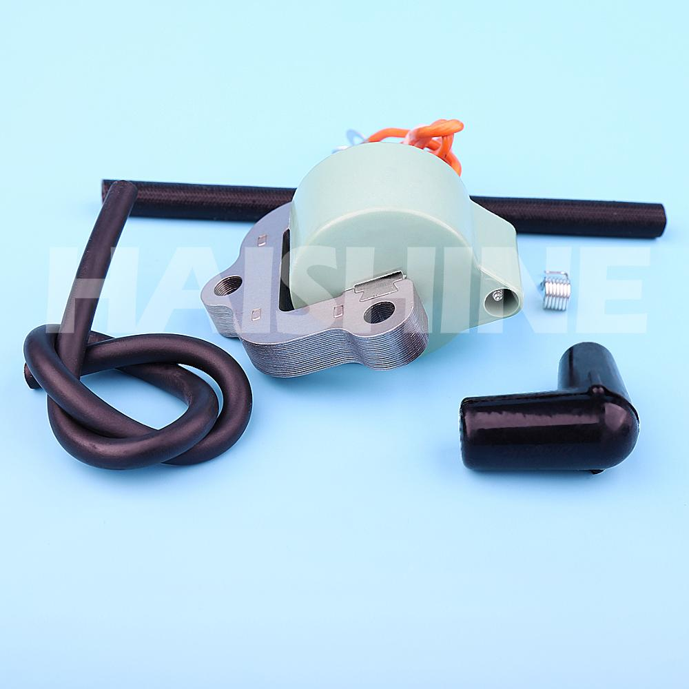 Ignition Coil For Johnson Evinrude Outboard Marine 50HP 65HP 70HP 75HP 85HP 115HP 135HP Replacement 502890 582160 584632 185194
