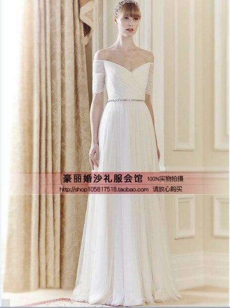 Robe De Soiree 2018 New Fashion Cheap Short Sleeve Crystal Belt Vestido De Festa Formal Evening Long Mother Of The Bride Dresses