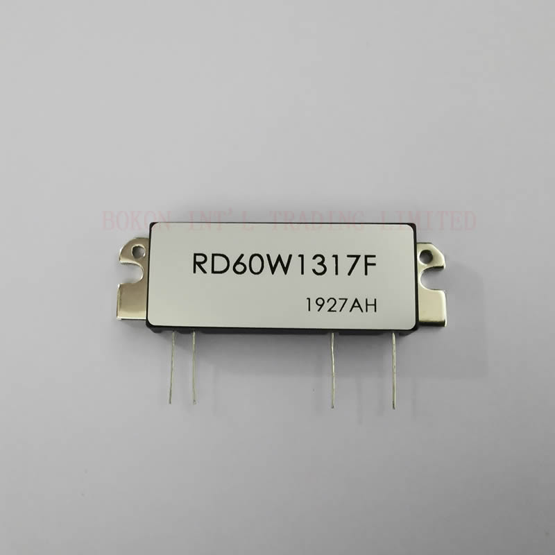 135-175MHz 30W / 60W 12.5V / 24V RD60W1317F For MOBILE RADIO RF MOSFET Amplifier Module 135 To 175Mhz Cross Reference RA60H1317M