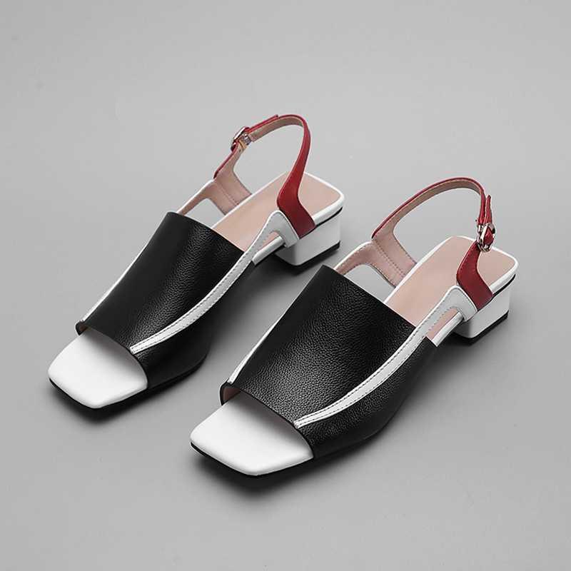 Sexy Frauen Heels Pumps Fashion Prints Party Hochzeit Schuhe Frau Komfort Qualität Aus Echtem Leder Leder Sommer Sandalen Pumpen