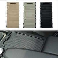 Auto Konsole Abdeckung Tasse Halter Platte für Mercedes Benz C E Klasse W204 W212 Zubehör Auto Styling