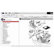 2020 workshopdata vívido quente 2015.01 (hay. nes pro) o melhor software automotivo do reparo do banco de dados da oficina da garagem para o modo europeu