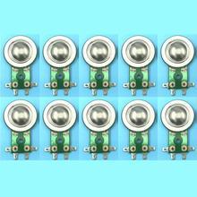 10 шт. для Mackie-Tapco-THUMP твитер диафрагма для(TH15A и 12A) DC10 Рог 8 Ом