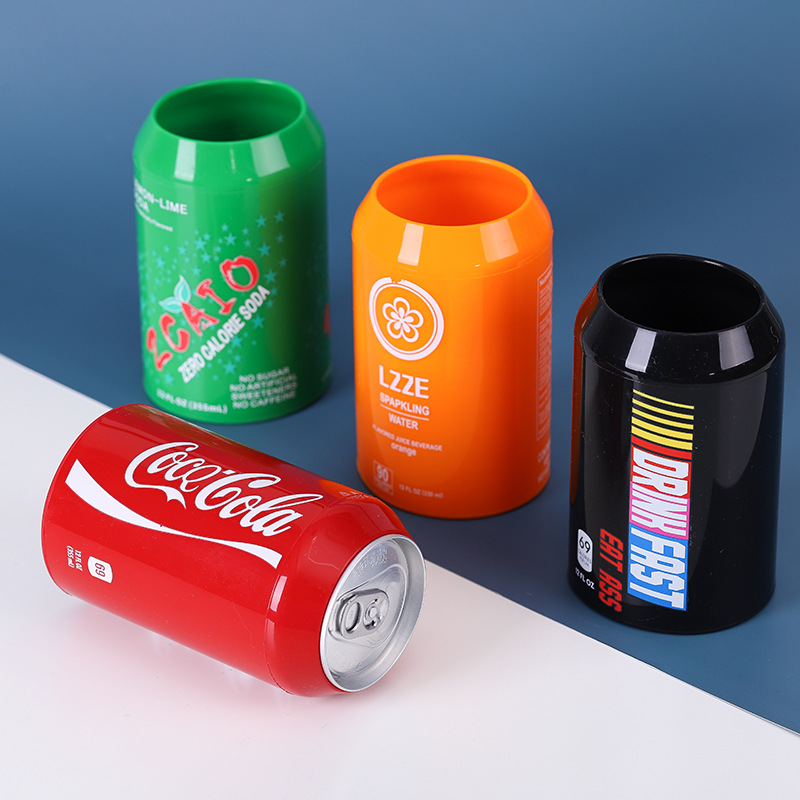355ml/500ml Silicone Secret Beer Cans Sleeve Cola Cans Cover Hiding Beer Cans Beverage Cans Cover Silicone Soda Beer Can Sleeve