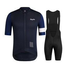 2021 Ralvpha Cycling Jersey Set Breathable Pro Team Racing Sport Bicycle Jersey Cycling Clothing Bib Shorts Bike Jersey Suits