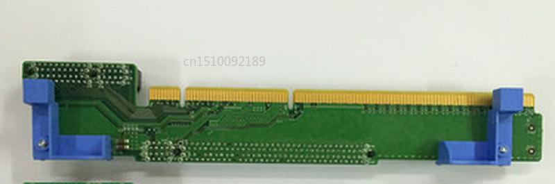 Free Shipping FOR DELL FOR POWEREDGE R420 R320 PCIe DUAL CPU Riser Card 7KMJ7 07KMJ7