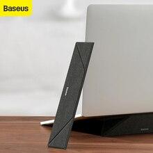 Baseus מחשב נייד Stand עבור Macbook Air Pro מתקפל נייד Stand עבור 11 16 אינץ מתכוונן נייד שולחן עבודה מחזיק מחשב stand