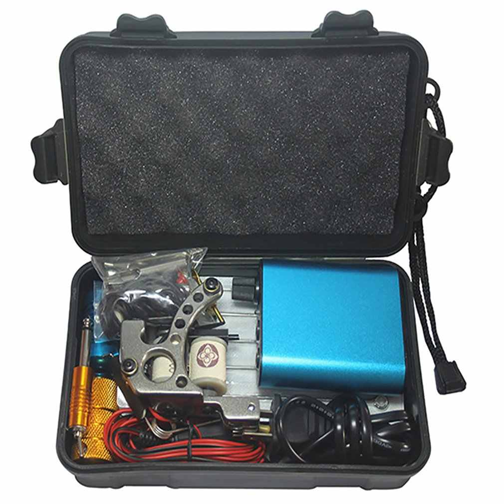 Professionele Tattoo Kits Tattoo Machine Set Shader En Liner Tattoo Gun Tool Accessoires Voor Tattoo Art
