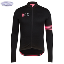 2018 Men Winter Thermal Fleece Long Sleeve Bike Cycling Jersey Outdoor Bicycle Triathlon Shirt Wear Clothes cycling long sleeve wosawe soft thermal fleece cycling jersey long sleeve mtb bike bicycle shirt road cycling autumn winter sports wear