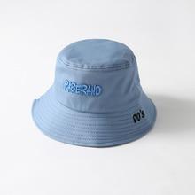 2019 fashion Panama Bucket Hat Men Women Autumn Bucket Cap Banana embroidery Letter Bob Hip Hop Gorros Fishing Fisherman Hat
