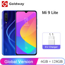 "Globale Version Xiao mi mi 9 Lite 6GB RAM 64/128GB Handy Snapdragon 710 Octa Core 48MP Triple Kamera 6.39 ""AMOLED Bildschirm(Hong Kong,China)"