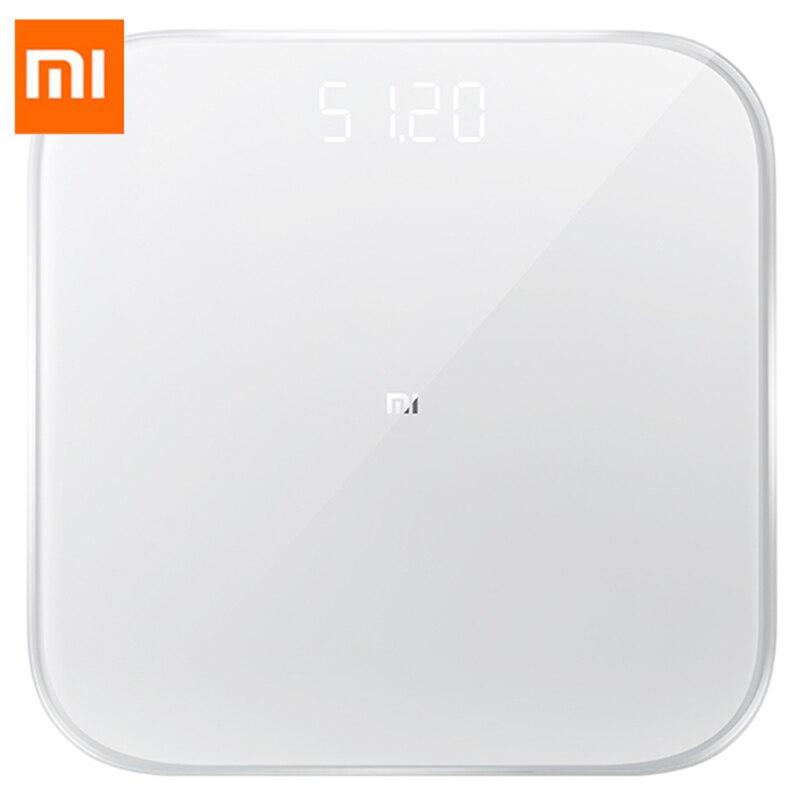 Original Xiao mi mi Smart Gewicht Skala 2 Gesundheit Waage Bluetooth 5 Digitale Skala Unterstützung Android 4.3 IOS 9 mi fit APP #3