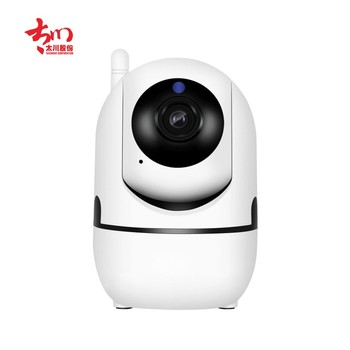 Wireless Action IP Camera Wifi Mini Home Surveillance HD 1080P 360 tuya camera
