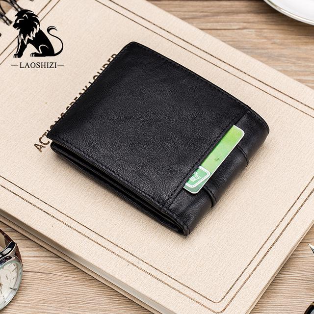 Design male Purse Card Holder