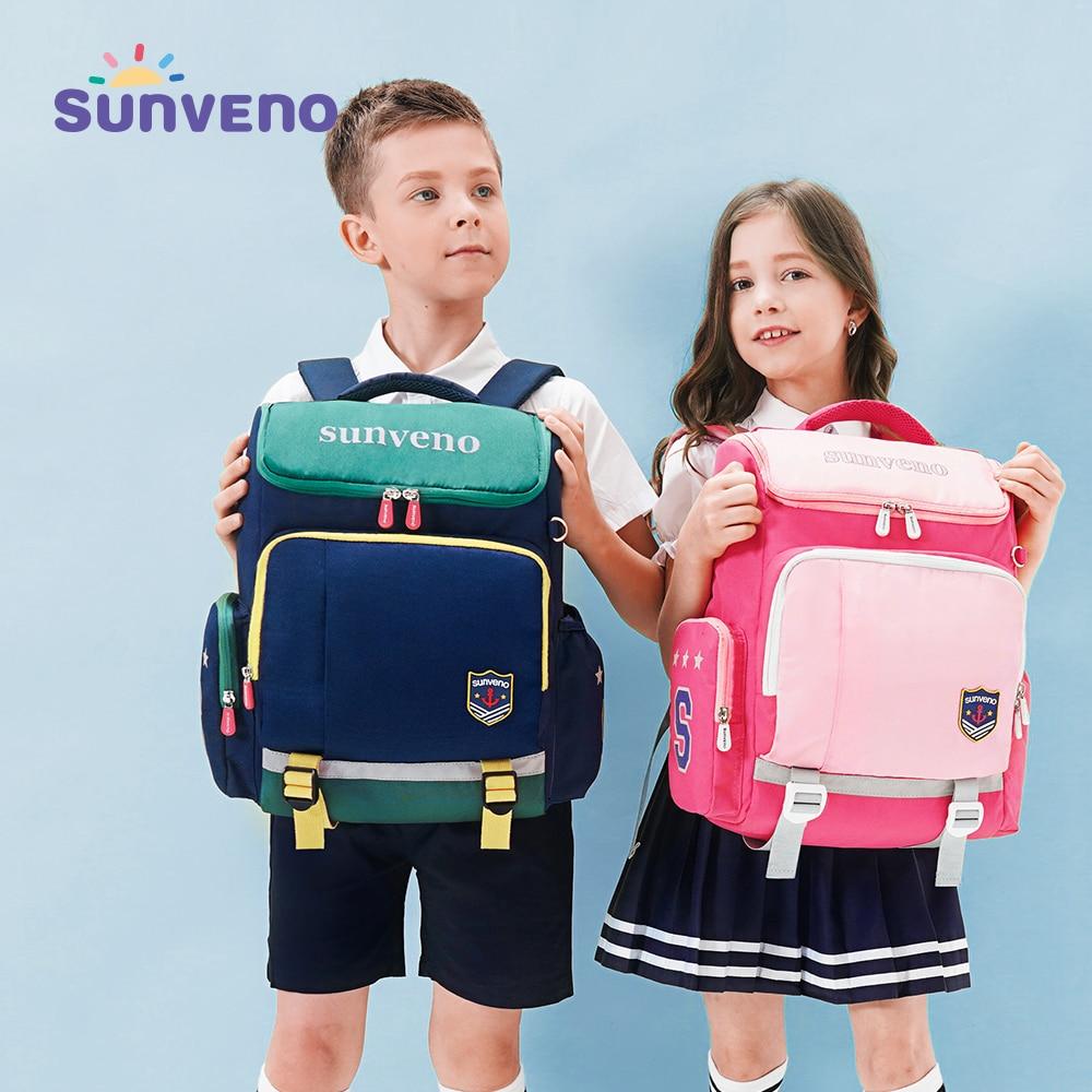 Sunveno nueva Mochila Escolar para niños Mochila para niños y niñas Mochila Escolar para adolescentes Mochila Escolar