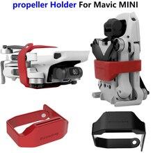 Держатель пропеллера стабилизаторы силиконовый защитный опора для DJI Mavic Mini Drone аксессуары