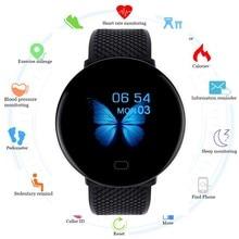 Abay 2019 Men Smartwatch Sport Pedometer Smart Watch Fitness