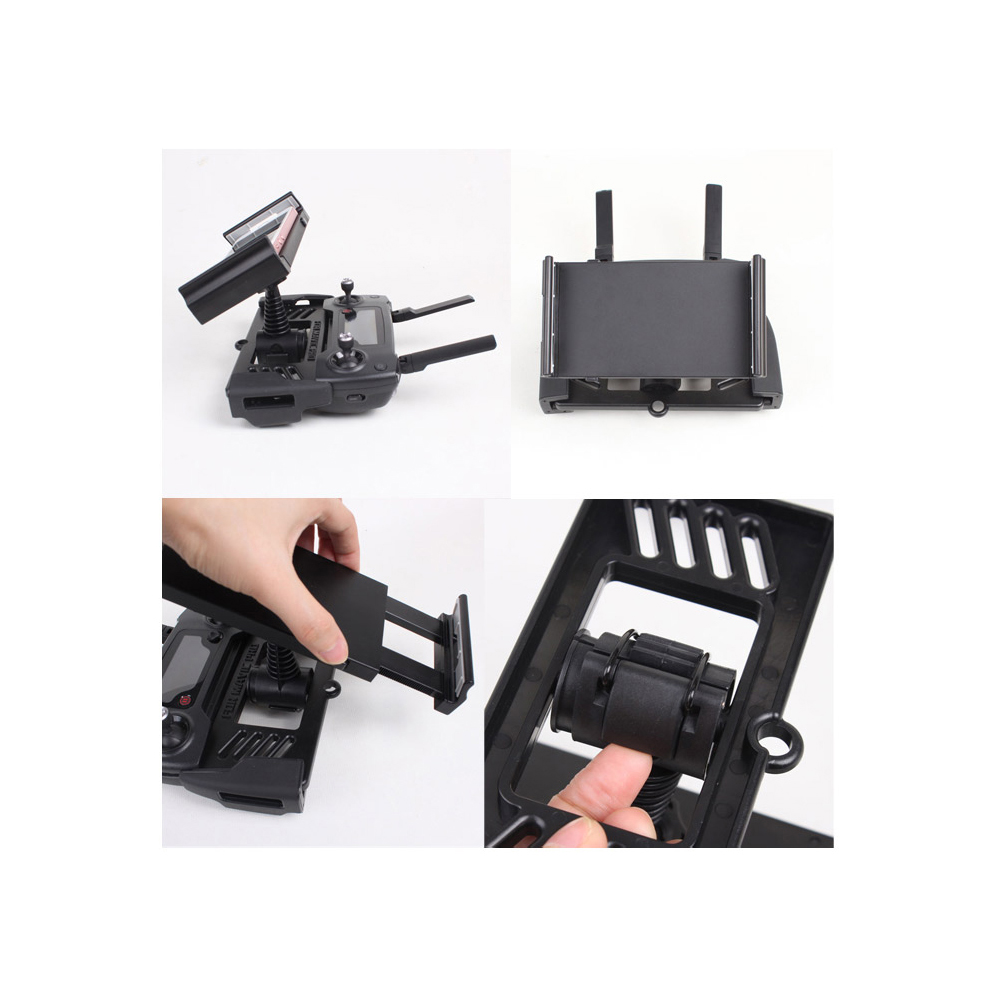 4.7-9.7in Tablet Phone Bracket Monitor Holder Mount for DJI Mavic Pro Air Platinum Spark Mavic 2 Zoom Drone Controller