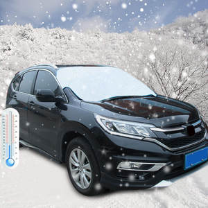 Sunshade Windshield-Cover Full-Protection Freedom Anti-Snow Winter Dust Car Dropship