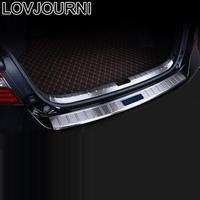 トランクパネルフットペダルリアバンパー外装装飾自動修正された装飾カバー部品モールディング 16 17 ホンダアコード|クロムスタイリング|   -