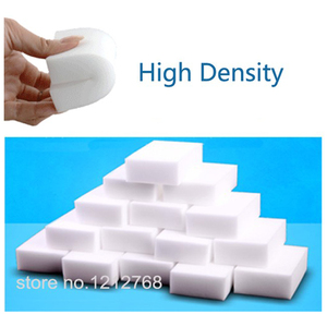 Image 2 - أبيض ماجيك تنظيف إسفنجة من الميلامين ممحاة متعددة الوظائف ، حجم كبير 11*7*4 سنتيمتر