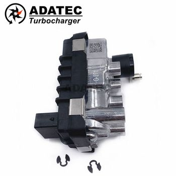G271 G-271 712120 6NW008412 turbo electronic actuator 742693 turbine for Mercedes-PKW E-Klasse 200 CDI W211 90 Kw  122 HP OM646