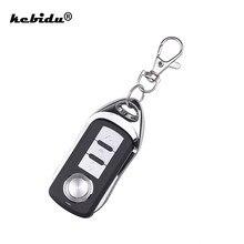 Kebidu-mando a distancia de copia de 433,92 MHZ, 433Mhz, copia automática, duplicador, para dispositivos, puerta de garaje de casa y coche