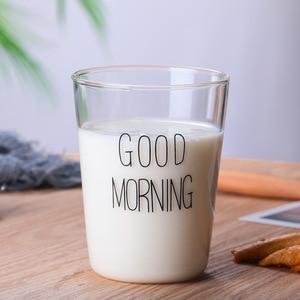 Image 5 - Tasse de petit déjeuner en verre transparent avec couvercle, 2 pièces, style japonais