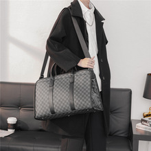 Duffle-Bag Travel Luggage-Pack Handbag-Design Crossbody Shoulder Classic Large-Capacity