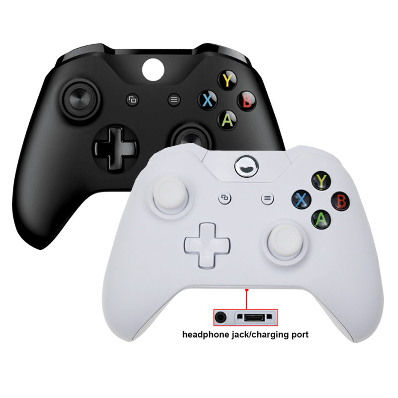 For Xbox One Wireless Gamepad Remote Controller Mando Controle Jogos For Xbox One PC Joypad Game Joystick For Xbox One NO LOGO|Gamepads|   - AliExpress