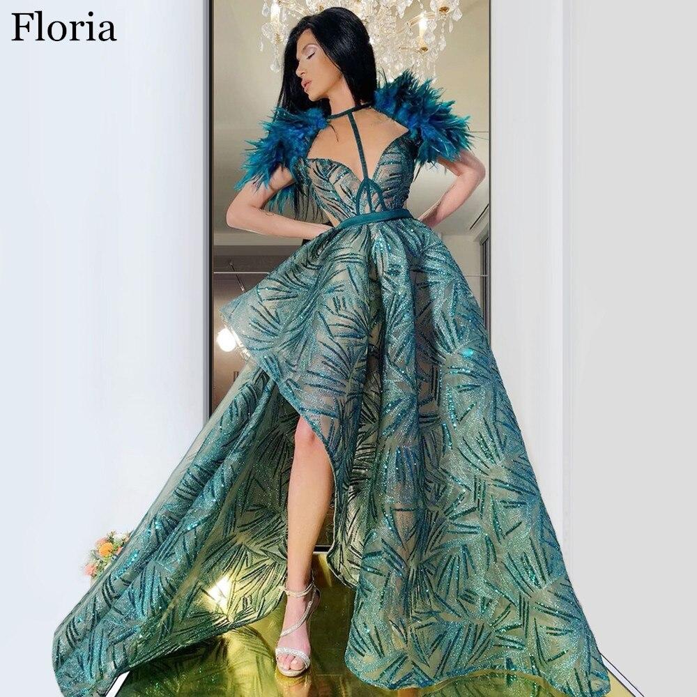 Middle East Special Prom Dress 2019 Vestidos De Fiesta De Noche Illusion Sexy Evening Dress Arabic Celebrity Red Carpet Gowns