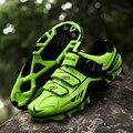 MTB велосипедные туфли Для мужчин на горных велосипедах спортивная обувь Профессиональный Sapatilha Mtb Masculino взрослых Спорт самозапирающийся MTB в...