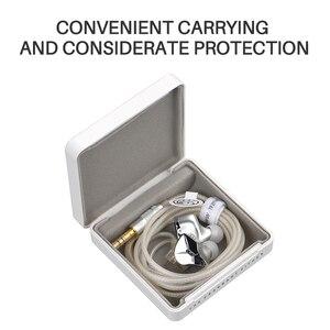 Image 2 - TFZ イヤホンケース防水ボックス、イヤホンケーブル収納ボックス、防水と耐衝撃
