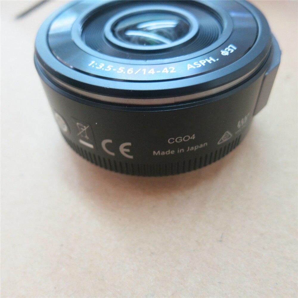Замена объектива камеры 14 42 мм F3.5 5.6 ASPH зум объектив для YUNEEC микро 4/3 Камера Запчасти - 4