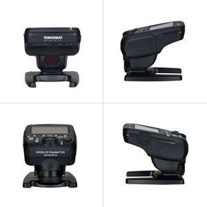 Image 5 - Yongnuo YN600EX RT II 2.4G kablosuz flaş Speedlite TTL optik HSS Master YN E3 RT Canon 600d 7d 700d 5diii 5d mark iv 60d