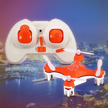 цена на CX-10 4 Channels Remote Control Quadrocopter Mobile Edition WiFi Mini Drone With HD Camera Real Time Image Transmission