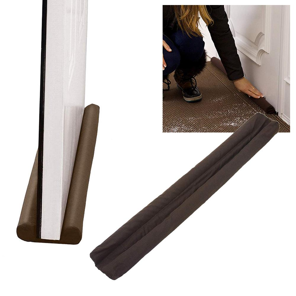 Wind Dust Blocker Sealer Door Window Stopper Insulator Protector Door Stops Household Door And Window Seam Cover Seal