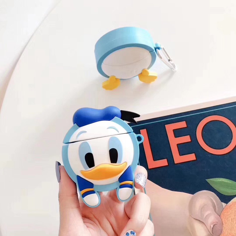 3D Cute Cartoon Cases for Airpods Pro 142