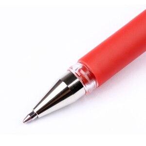 Image 3 - 10pcs/lot Uni Gel Pen UM 153 Gold Silver White Paint Pen Wedding Conference Hand painted Signature Pen 1mm