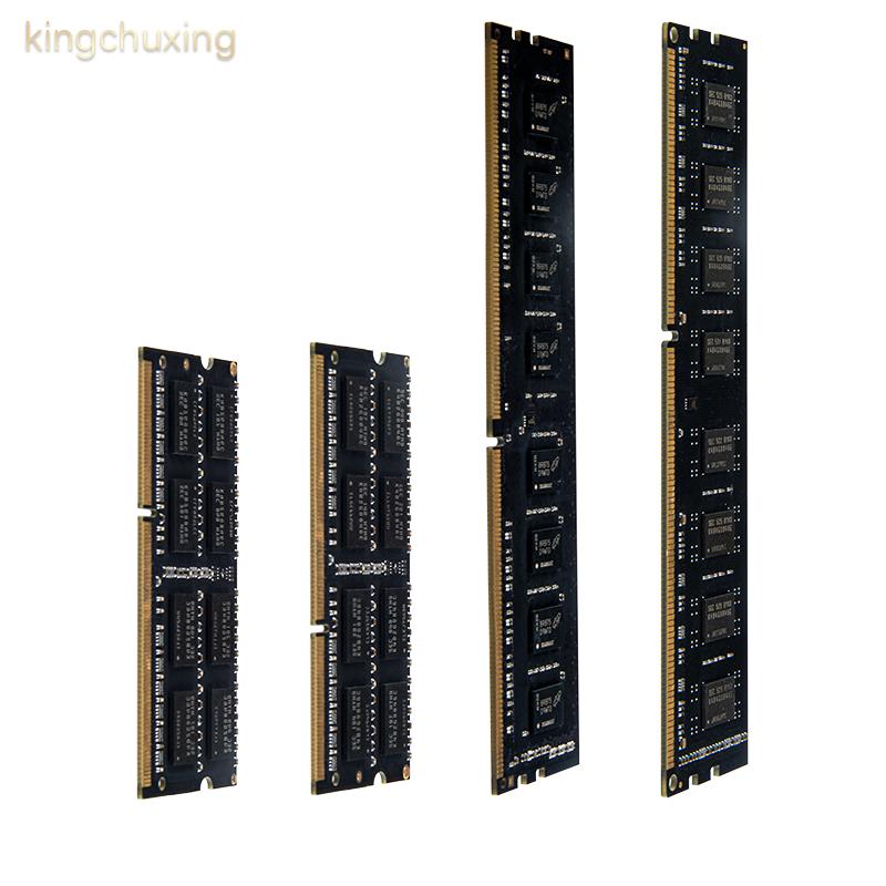 Memoria-RAM DDR4 2666mHZ 3200mHZ DDR3 1600mHZ 1333mHZ Dual Channel DIMM Module 4GB 8GB 16GB For Desktop PC Laptop